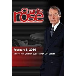 Charlie Rose -  Eike Batista (February 8, 2010)