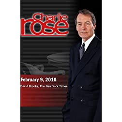 Charlie Rose -  David Brooks (February 9, 2010)