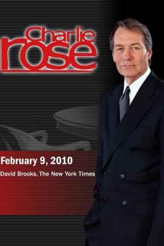 Charlie Rose -  David Brooks (February 9, 2010)