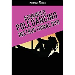 Advanced Pole Dancing - Instructional DVD