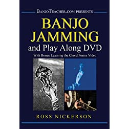 Banjo Jamming and Play Along DVD