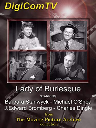 Lady of Burlesque - 1943