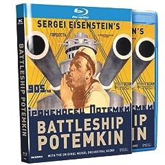 Battleship Potemkin [Blu-ray]