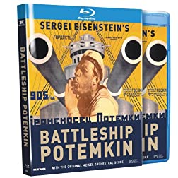 Battleship Potemkin [Blu-ray]