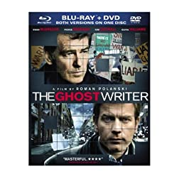 The Ghost Writer (Single-Disc Blu-ray/DVD Combo)