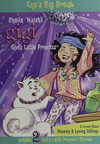Gigi-#7-Gods Little Princess-Gigis Big Break