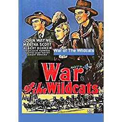 John Wayne in War of The Wildcats (aka. In Old Oklahoma )