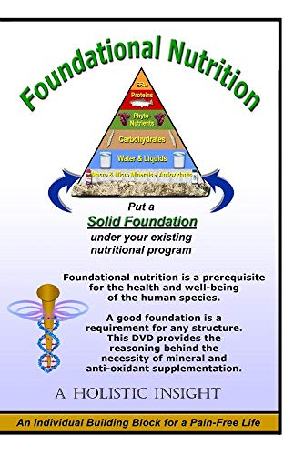 Foundational Nutrition