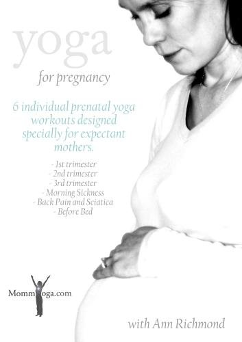 Yoga for Pregnancy (6 individual prenatal workouts)