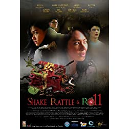 Shake Rattle & Roll 11 - Philippines Filipino Tagalog DVD Movie