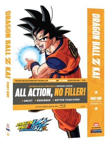 Dragon Ball Z Kai: Season One, Part One