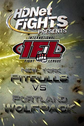 New York Pitbulls vs. Portland Wolfpack