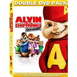 Alvin & The Chipmunks: The Squeakquel (2 Disc)