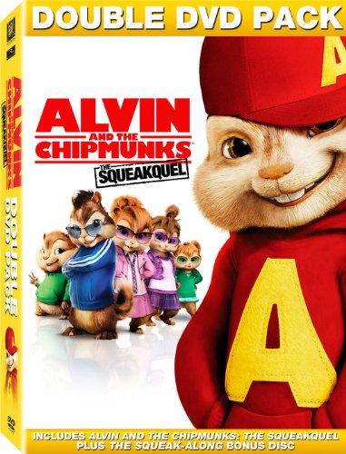 Alvin & The Chipmunks: The Squeakquel (2 Disc)