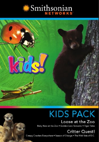 Smithsonian Networks Kids Pack (2pc)