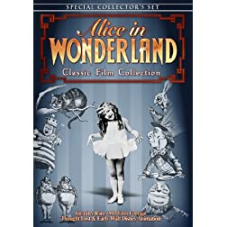 Alice in Wonderland (B&W)