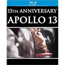 Apollo 13 (15th Anniversary Edition) [Blu-ray]