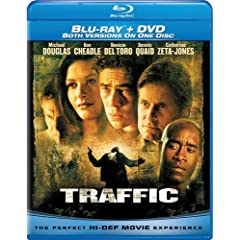 Traffic (Combo Blu-ray and Standard DVD) [Blu-ray]