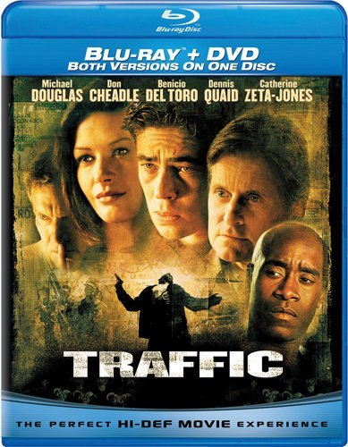 Traffic (Combo Blu-ray and Standard DVD) [Blu-ray]