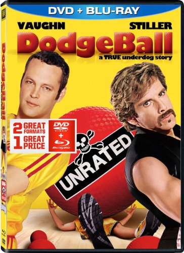 Dodgeball: True Underdog Story, A DVD + Blu-ray Combo