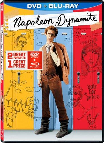 Napoleon Dynamite DVD + Blu-ray Combo