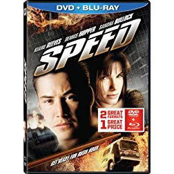 Speed DVD + Blu-ray Combo