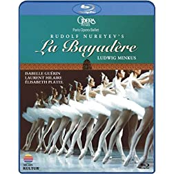 Minkus: La Bayadere [Blu-ray]