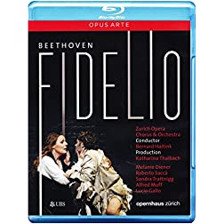 Beethoven: Fidelio [Blu-ray]
