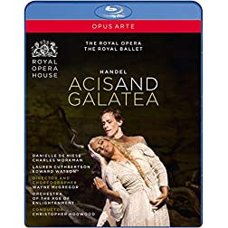 Handel: Acis and Galatea [Blu-ray]