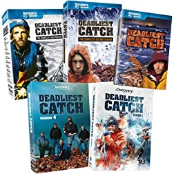 Deadliest Catch: Seasons One-Five