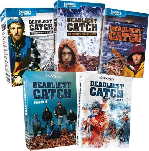Deadliest Catch: Seasons One-Five