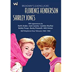 Broadway's Leading Ladies: Shirley Jones & Florence Henderson (Bell Telephone Hour Telecasts, 1960-1966)