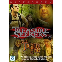 Treasure Seekers Inc - The Tiger Eye