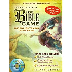 The Bible Game - Travel Edition