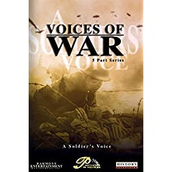Voices of War - Episode 1: A Soldiers Voice