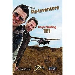 ReInventors  - Episode 3 Gun Helmet