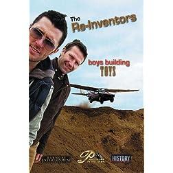 ReInventors  - Episode 8 Monowheel