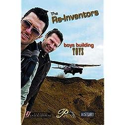 ReInventors  - Episode 14 da Vinci Chariot