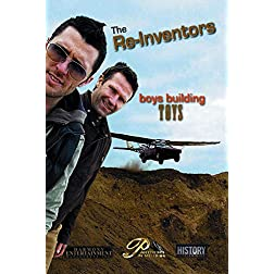 ReInventors  - Episode 19 Invention War