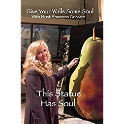 Give Your Walls Some Soul: This Statue Has Soul