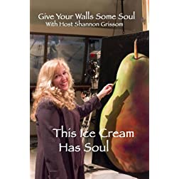 Give Your Walls Some Soul: This Ice Cream Has Soul
