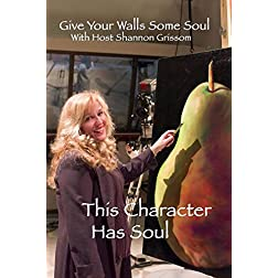 Give Your Walls Some Soul: This Character Has Soul