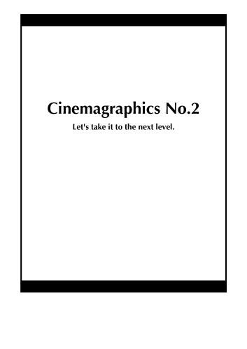 Cinemagraphics No.2