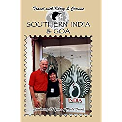 Travel with Barry & Corinne to Southern India & Goa