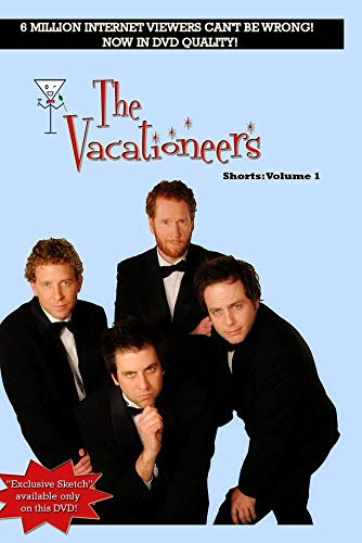 The Vacationeers : Shorts Vol. 1