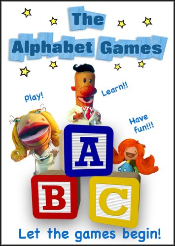The Alphabet Games