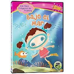 Pies Magicos De Fanny: Bajo El Mar (Spanish)