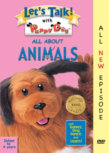 Let's Talk With Puppy Dog - Animals