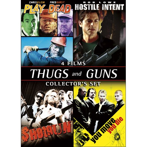 Thugs & Guns Collector's Set
