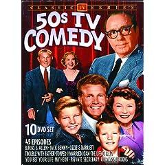 50s TV Comedy (10-DVD)